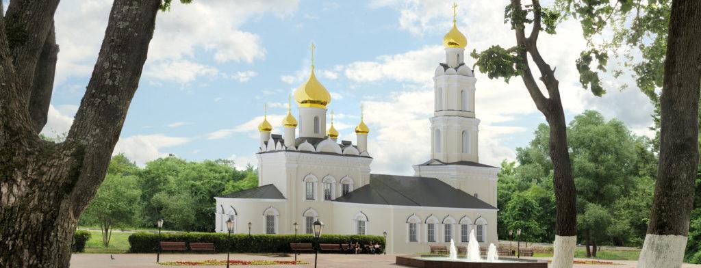 Воскресенский собор г. Руза